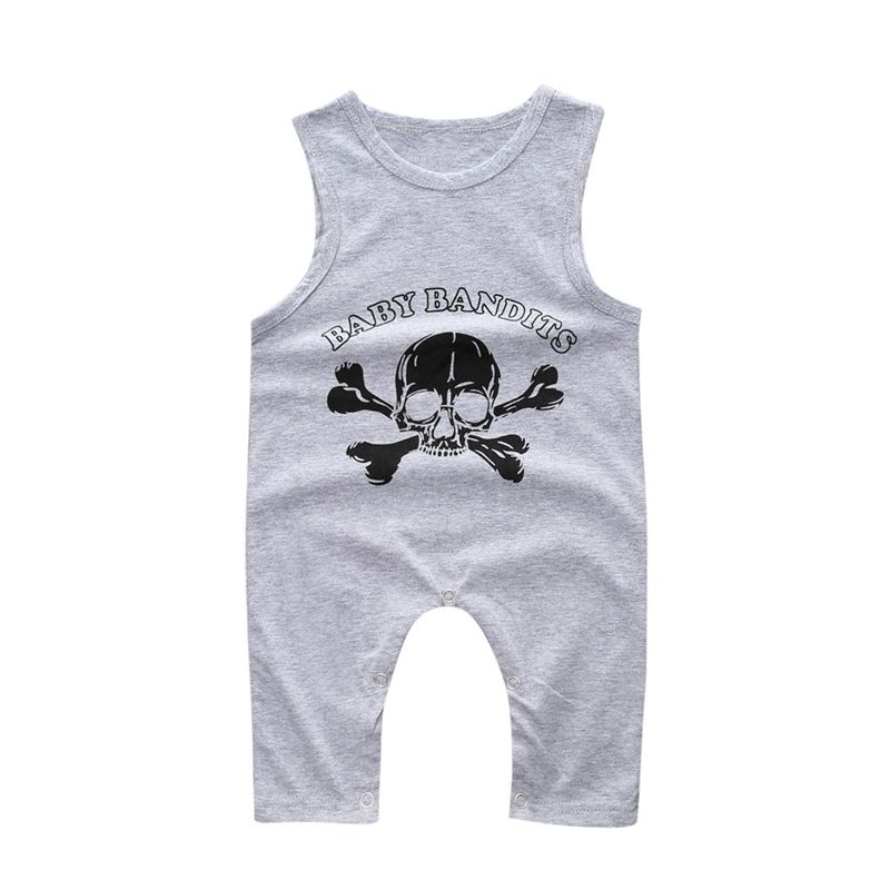 Summer Casual Baby Girl  Clothing Set Kids Sleeveless Vest Pants Suit Cute Children's Trousers Person Cranial Person Cranial
