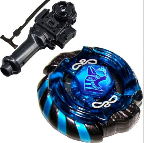 Limited Sale Mercury Anubis (Anubius) Black Blue Legend Version Edition WBBA Toys Beyblade Launcher inception spinning top