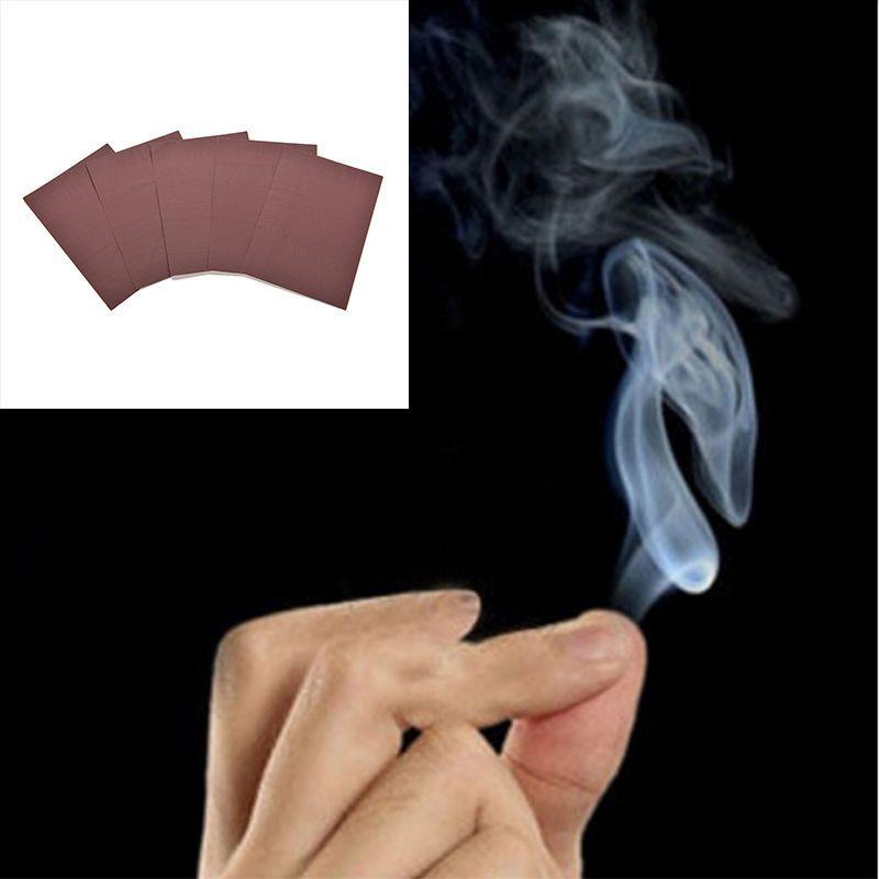 10pcs Magic Smoke from Finger Tips Magic Trick Surprise Prank Joke Mystical Fun Toy