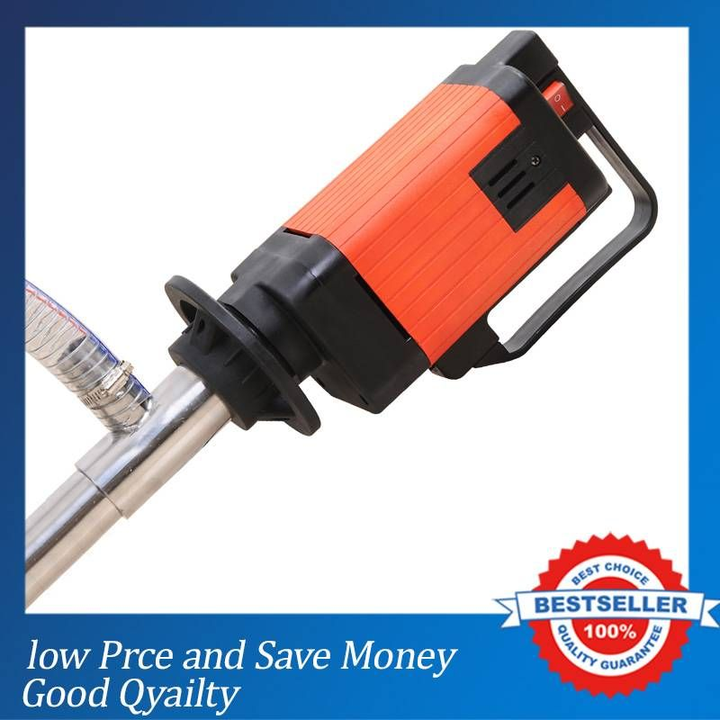 2000 Watt Geschwindigkeit Elektrische Trommel Pumpen 6-gang Zahnradpumpe 5000CPS Flüssigkeitspumpe/Chemische Flüssigkeit Transport Ausrüstung