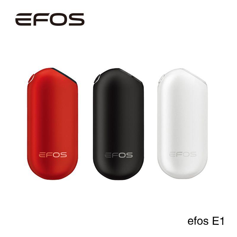Original EFOS E1 Vape Kit 2000mAh EGO All-in-One E-Cigarette Starter Evaporizer Coil Vape box VS PEN Ego AIO PRO