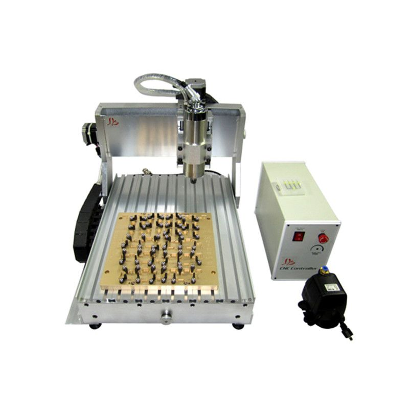1.5KW CNC 3040 IC Chipset Grinding Machine Mini PCB Milling Router For iPhone Motherboard Repairing