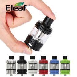 100% Original Eleaf Melo 4 Atomizer 4.5ml Capacity Tank EC2 Series Coils Huge Vapor for IKuun I80 MOD/iKuun I200 MOD E-cigarette