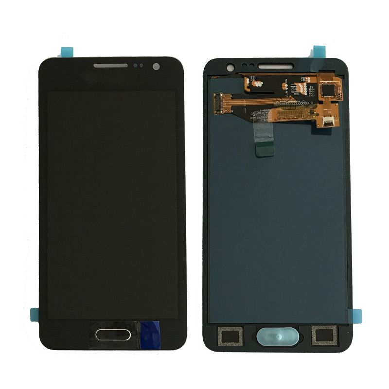Adjust brightness For Samsung Galaxy A3 2015 A300 A3000 A300F A300M LCD Display + Touch Screen Digitizer Assembly free ship