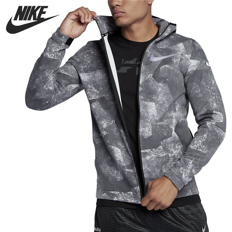 Original New Arrival 2017 NIKE ASM SHOWTIME HD FZ Men's Jacket Hooded Sportswear