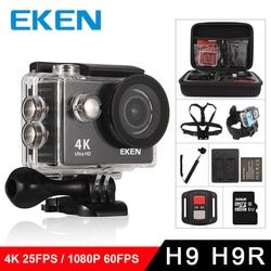 EKEN H9 acción H9R Ultra HD 4 K/25fps WiFi 2,0