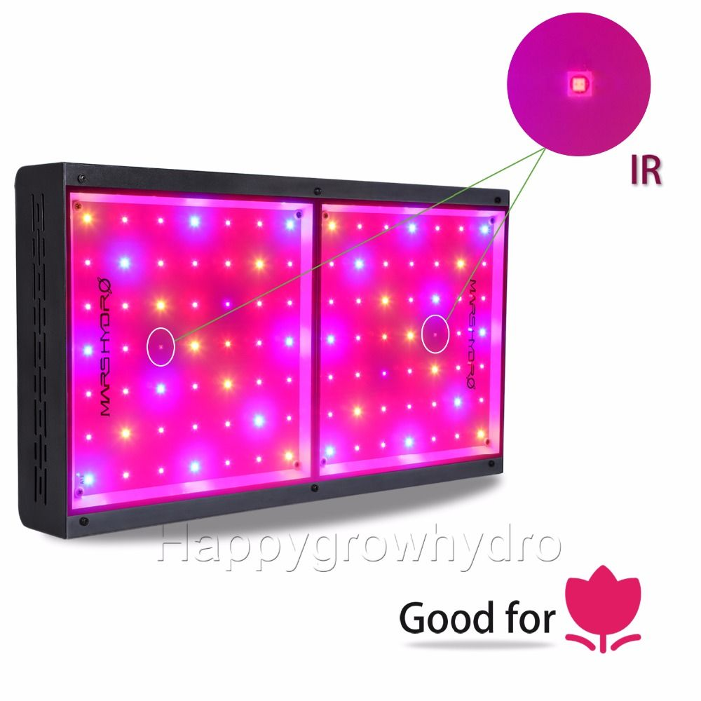 Mars Hydro ECO98 Full Spectrum LED Grow Light Hydroponic nutrients indoor Plant for Indoor Greenhouse