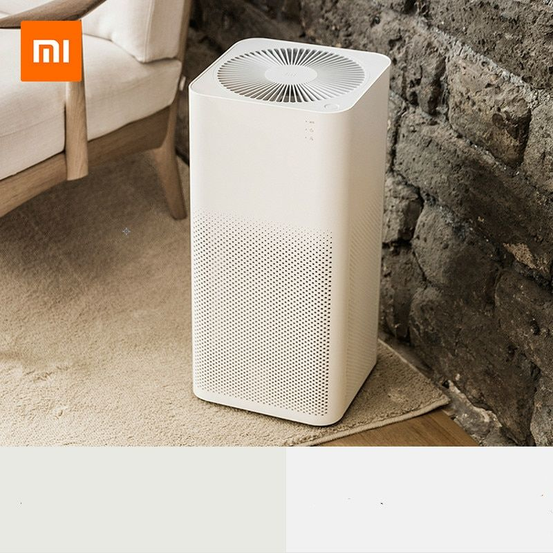 2017 Now Xiaomi Air Purifier 2 sterilizer In addition to Formaldehyde Purifiers air cleaning Intelligent Household Air Ionize