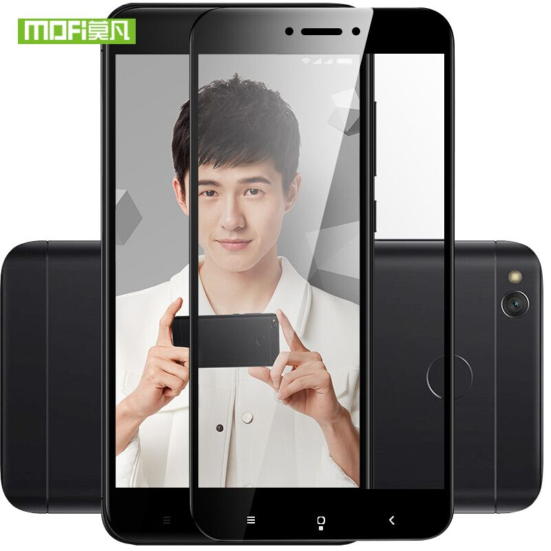 Mofi For Xiaomi redmi 4X screen protector For Xiaomi redmi 4X tempered glass For Xiaomi redmi 4X screen protector 3D film cover