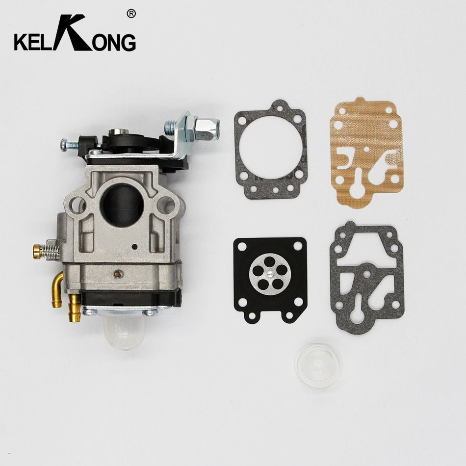 KELKONG Brand New 43cc 47cc 49cc 52cc 2-Stroke Carburetor Mini Carb 15mm ATVs Pocket Bikes Quad GAS SCOOTER POCKET Mower 40-5