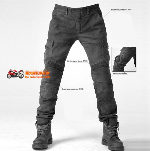 Free shipping for komine pants off-road bike motorcycle riding jeans motor racing pants jeans