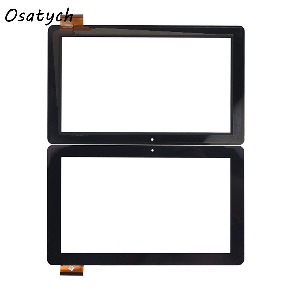 Neue 10,1 Zoll für HOTATOUCH HC261159A1 FPC017H V2.0 Touch Panel Glas Sensor digitizer Ersatz Kostenloser Versand Schwarz