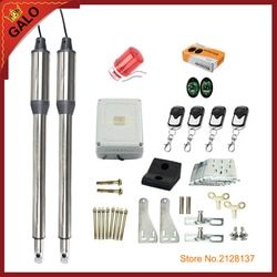GALO AC220V/AC110V full color kit swing gate driver actuator perfect suit  gates opener worth buying