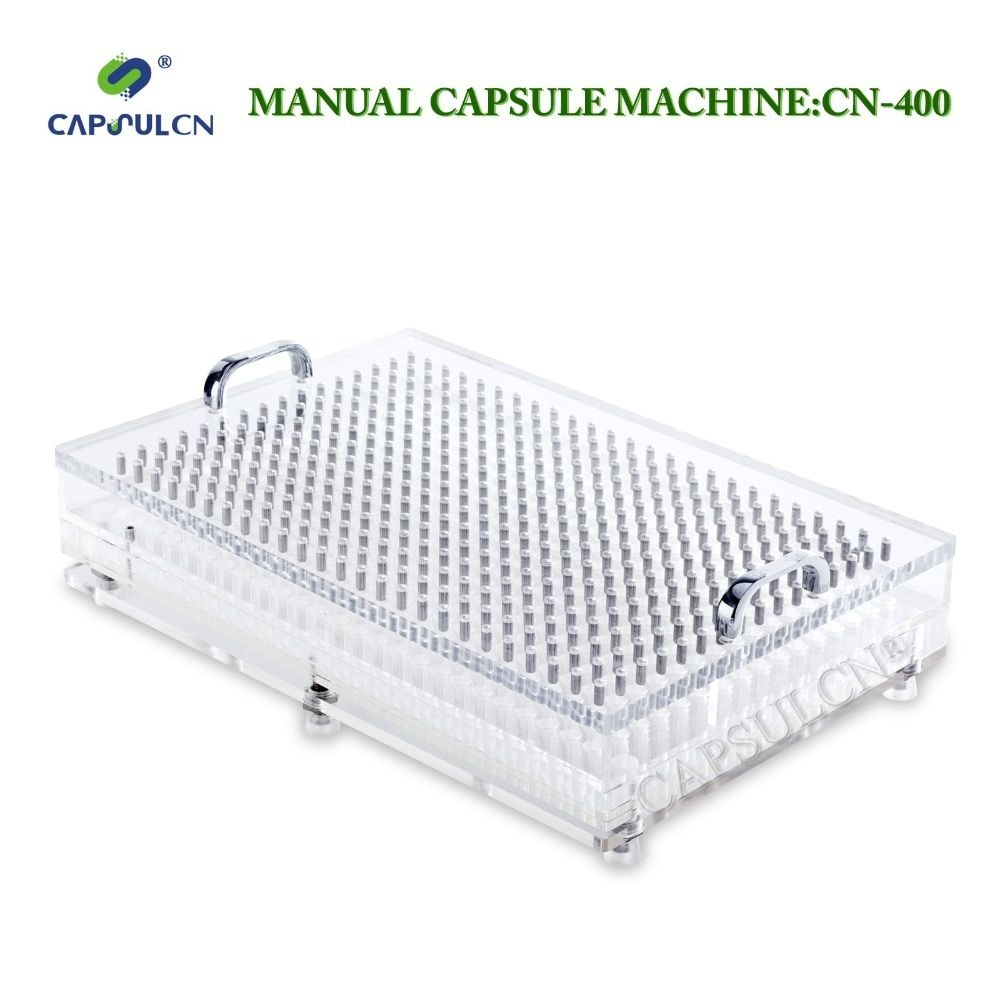 High Efficient 400 cavity empty capsule filler, 000#-5# separated capsules filling machine, CapsulCN