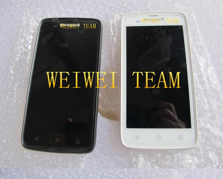 LCD Screen Display with touch screen digitizer for Honey well Dolphin EDA50 PDA Data collector panel