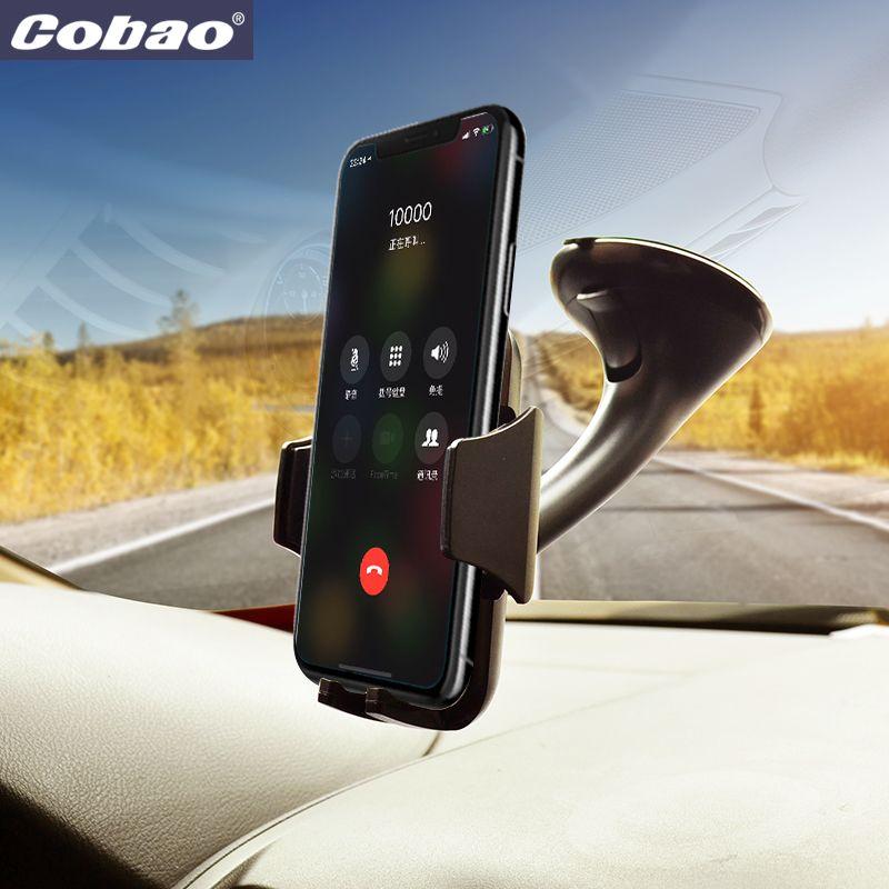 Support de téléphone portable pour voiture pour Iphone 6 s Plus 6 5 s pour Samsung Galaxy Note 4 S6 edge S5 réglable 360 rotation Support 6.0 pouces