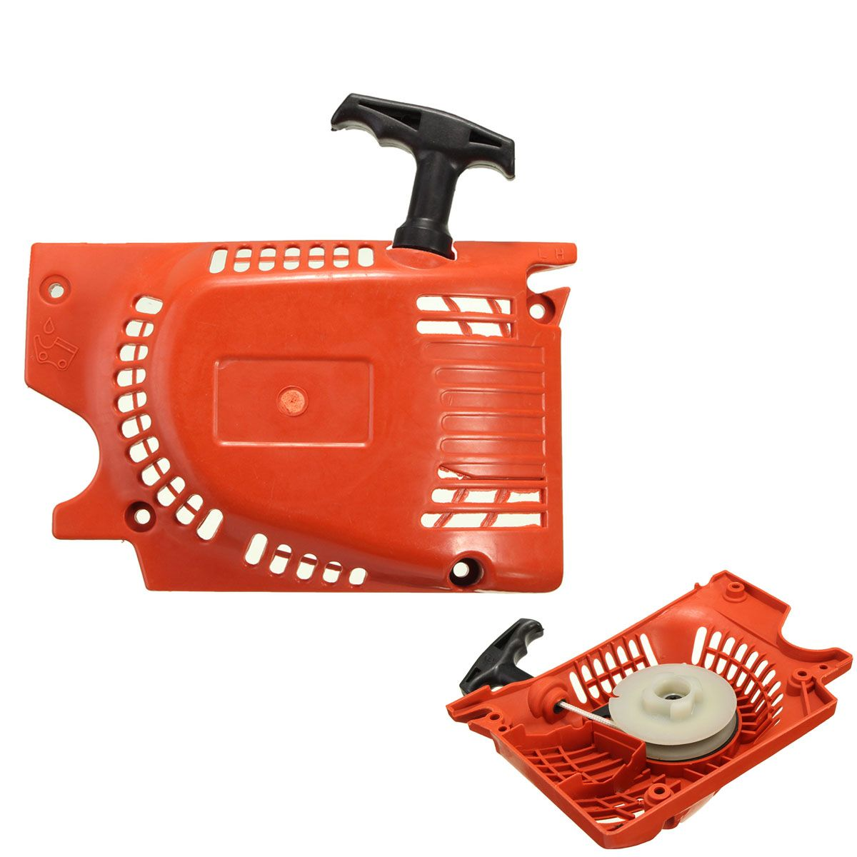 New Recoil Pull Start Starter For Chinese Chainsaw 4500 5200 5800 45cc 52cc 58cc