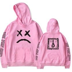 Lil Peep Sudaderas amor Lil. Peep hombres sudaderas sweatershirts Sudadera Hombre/mujer sudaderas cry Baby capucha hoddie
