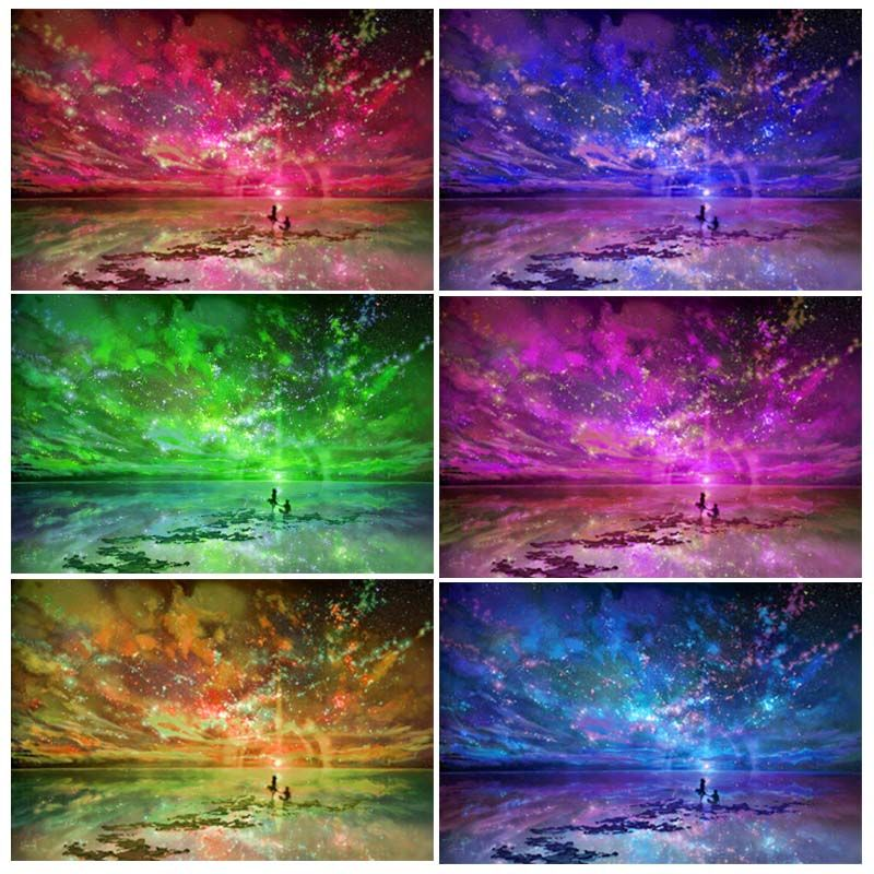 5D DIY Full square Diamond Painting Mosaic Love the sky Diamond Rhinestone Embroidery Cross Stitch home decor gift
