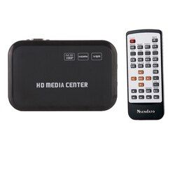 1080P HD Media Video player Center Surpport mkv H.264 with VGA HDMI USB AV MMC/SD Port with Remote Control