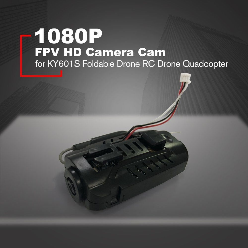 1080 P/0,3 MP WIFI Kamera für Selfie FPV HD Kamera Cam für KY601S Faltbare Drone RC Quadcopter UAV luft Fotografie