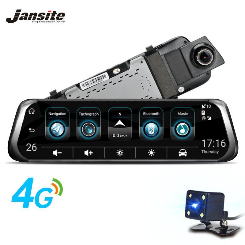 Jansite 3G 4G WIFI Smart Car DVR 10