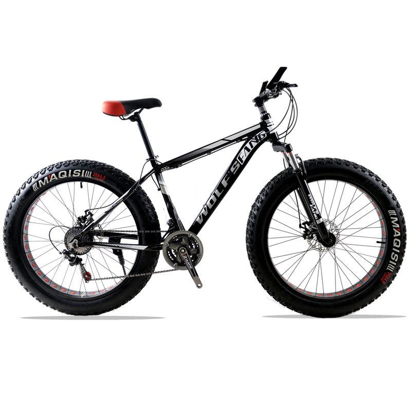 bicycle Mountain Bike road bike Aluminum alloy frame 26x4.0