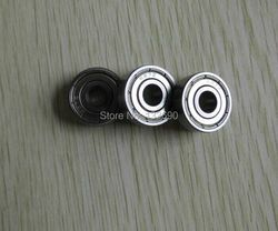 High Quality 2pcs radial 627ZZ ball bearing 7*22*7 7x22x7mm metal shield 627Z deep groove ball bearing bearing steel