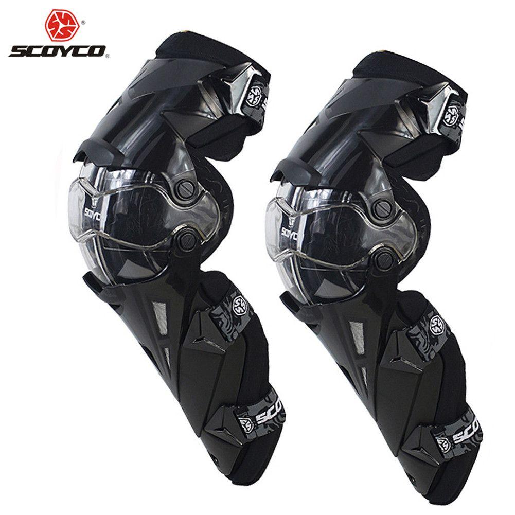 Scoyco Motorcycle Motocross Protector Knee Pads Guards Gear Motosiklet Dizlik Genouillere Moto Joelheira Protective Kneepads
