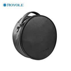Royole Moon VR Glasses All In One Portable Leather Handbag Custom Travel Carry Storage Case For Virtual Reality Glasses
