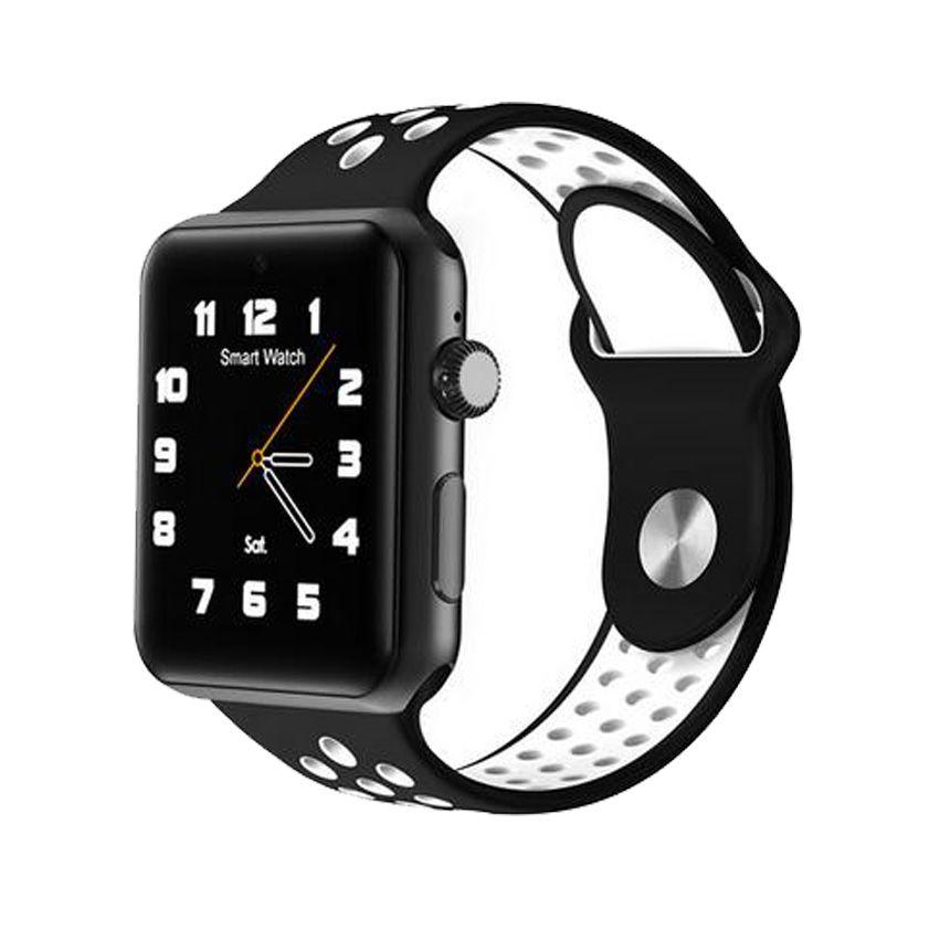 2017 DM09 плюс Bluetooth Смарт часы телефон сим-карты КОРОНА переключатель часы Поддержка Facebook Twitter для IOS Android PK IWO 2 IWO 3