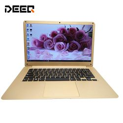 14 inch ultrabook 4G RAM 64G EMMC In-tel X5-Z8350 Windows10 System Laptop HDMI WIFI notebook with bluetooth 8000mah high battery