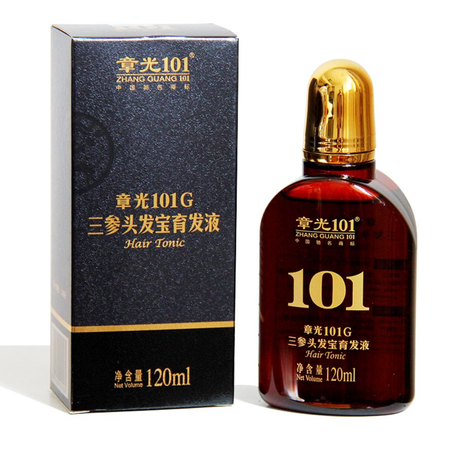 Zhangguang 101G Hair Tonic Hair Treatment Essence Regrowth Chinese medicine therapy anti hair <font><b>loss</b></font> powerful hair growth product