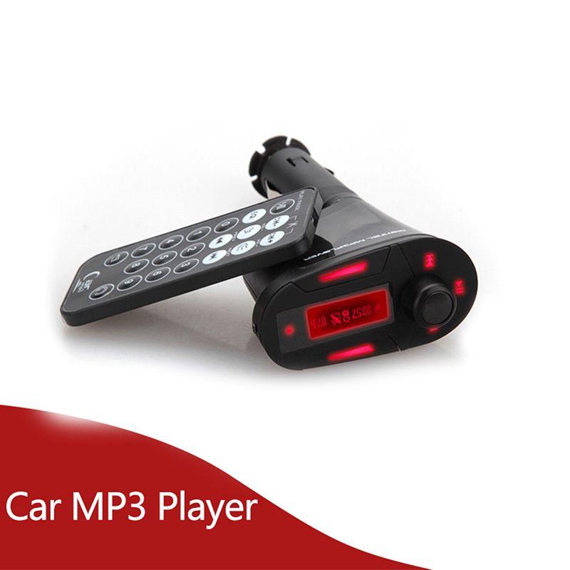 High Quality NEW Wireless Bluetooth Car Kit MP3 Player FM Transmitter W/ SD MMC Port