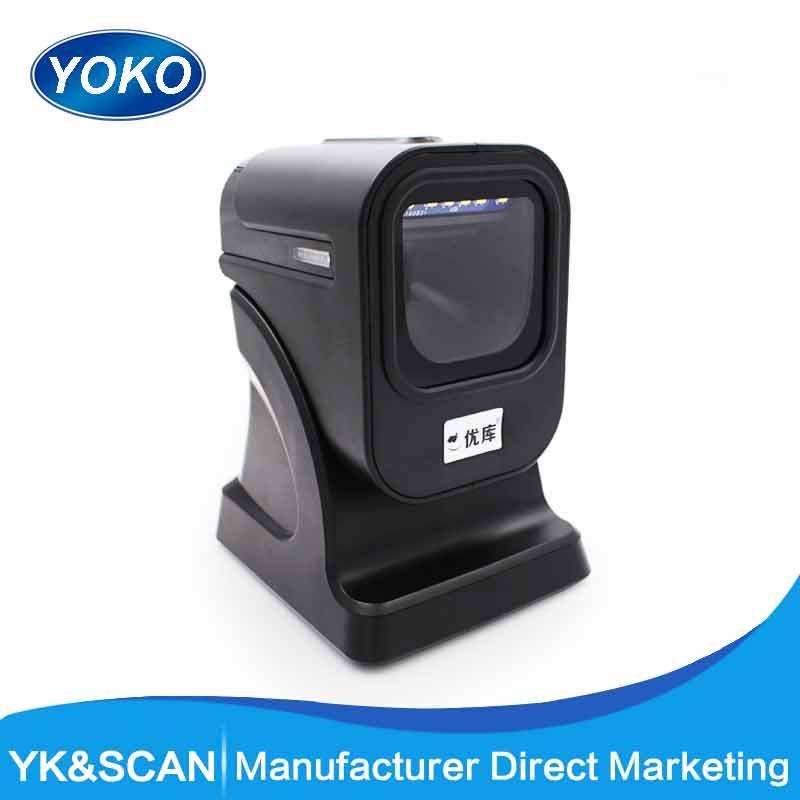 1D/2D/QR <font><b>Best</b></font> presentation scanner 2D Omni directional Barcode Scanner platform 2D Omnidirectional barcode Free shipping !