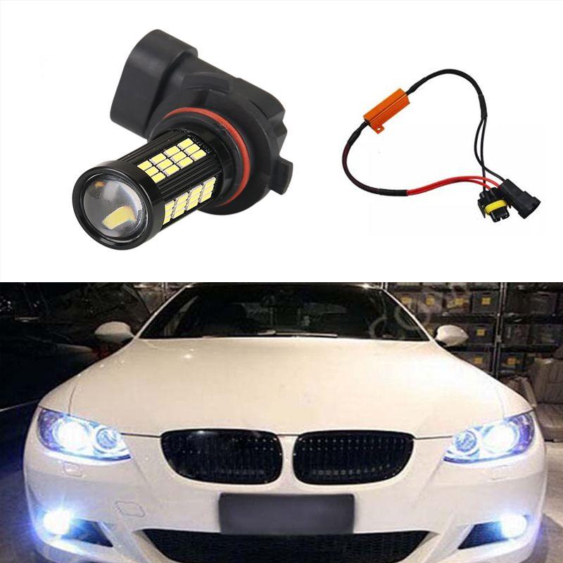 1X H8 H11 Auto Nebel Lampe Fahren Glühbirnen Kein Fehler Für BMW E63 E64 E90 E91 E92 E93 328i 328xi X5 E53 E70 E46 325i 330i X3 E83