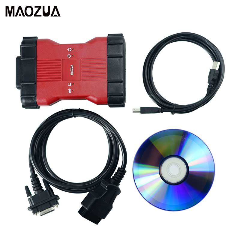 Free Shipping VCM II 2 in 1 Diagnostic Tool for Ford IDS V106 and for Mazda IDS V108