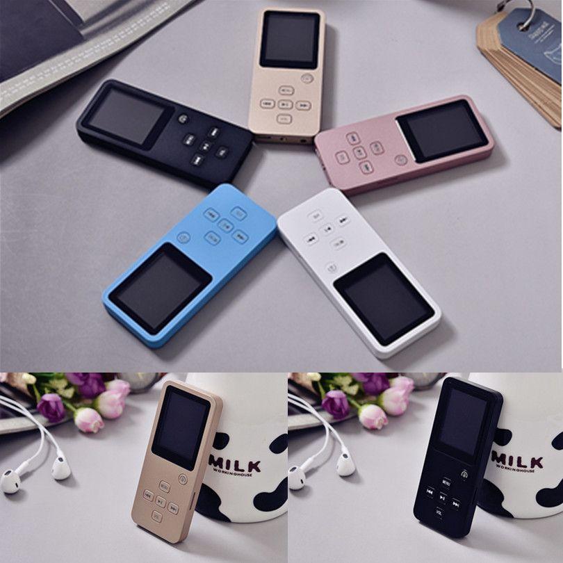 Multifonction MP4 Bluetooth HiFi 8 GB 16G 32 GB MP4 Lecteur de Musique 1.8