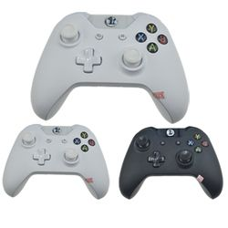 Controlador inalámbrico para Microsoft Xbox One PC controlador controle mando para Xbox One Slim consola GamePad joystick PC
