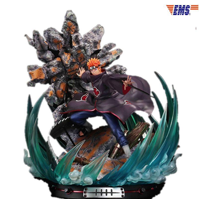 Vorverkauf Naruto Akatsuki Serie Nagato Pein Grenze GK Harz Statue Action Figure Modell (Lieferung Zeitraum: 60 Tage) x424