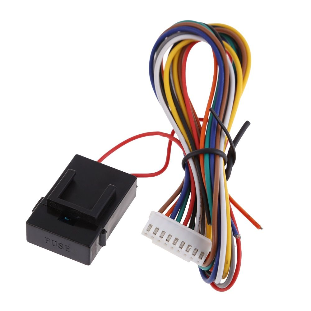Système de pliage de verrouillage automatique de miroir latéral professionnel éviter les Modules de Collision Protection universelle de surcharge de modèle de contrôle automatique