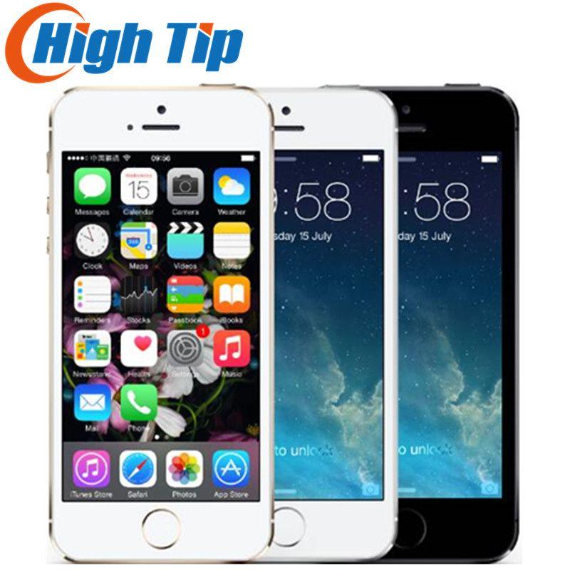 Unlocked Original Apple iPhone 5S A1457 Dual Core 4