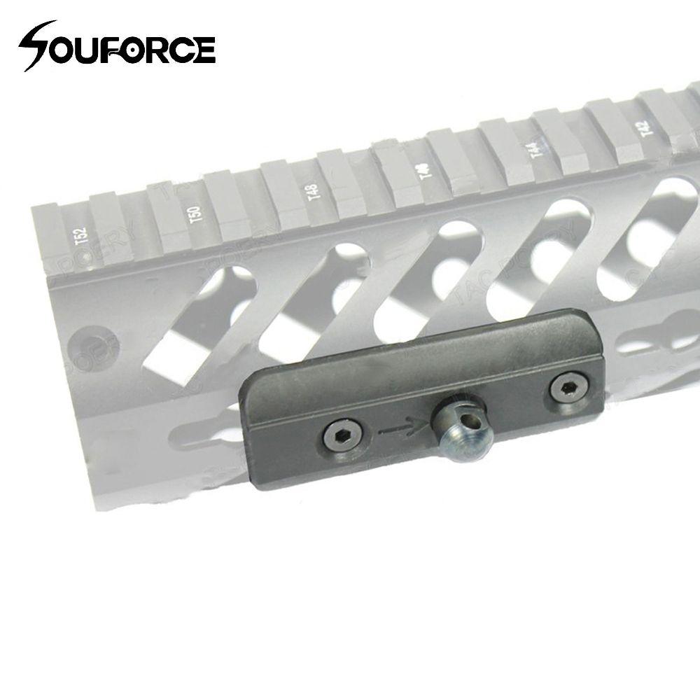 20mm Zweibein Adapter für Keymod Schiene System Fit Handguard Picatinny Schienen Kunststoff Adapter für Jagd Zubehör