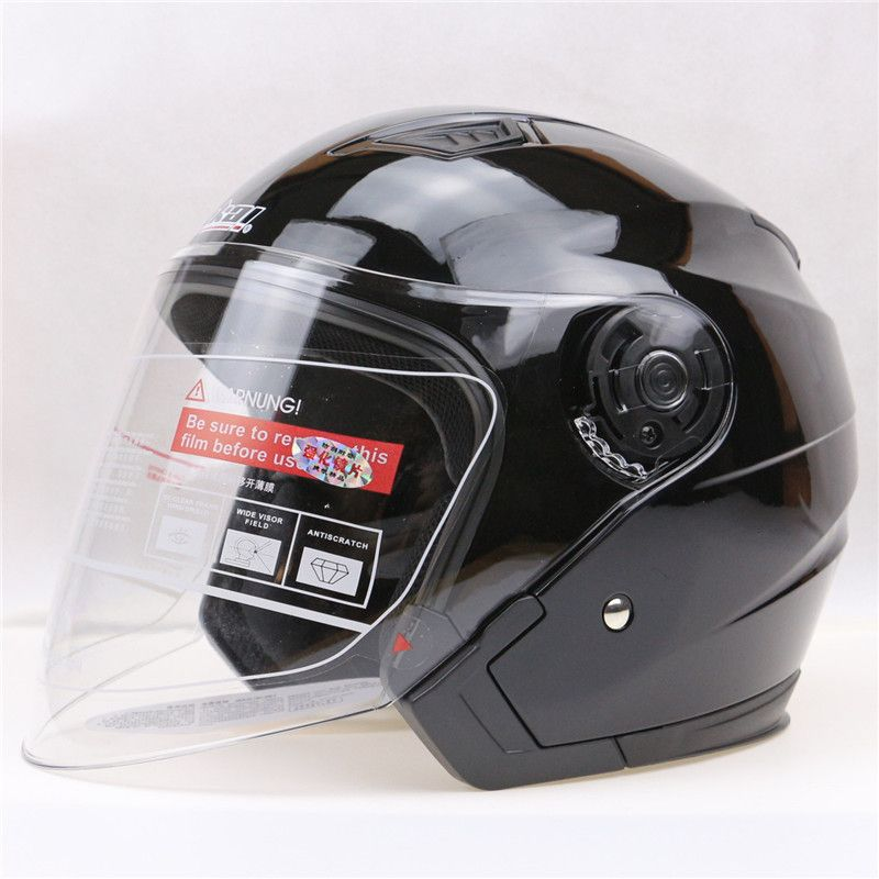 Professional Scooter bike helmet light weight open face motorbike helmet JIEKAI 515 fashion helmet 6 color available