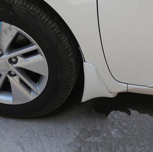 Fenders tyre mudguard for Toyota corolla The 11 th generation of corolla 2014 2015