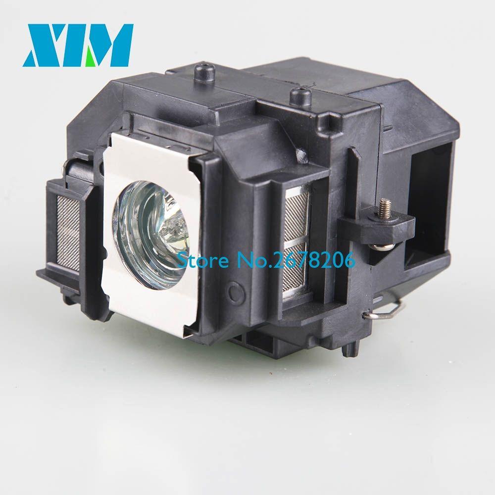 ELPLP54 Remplacement. Lampe De projecteur de Haute Qualité 200 Watt UHE Ampoule pour EPSON 705HD S7 W7 S8 + EX31 EX51 EX71 EB-S7 X7 S72 X72 S8