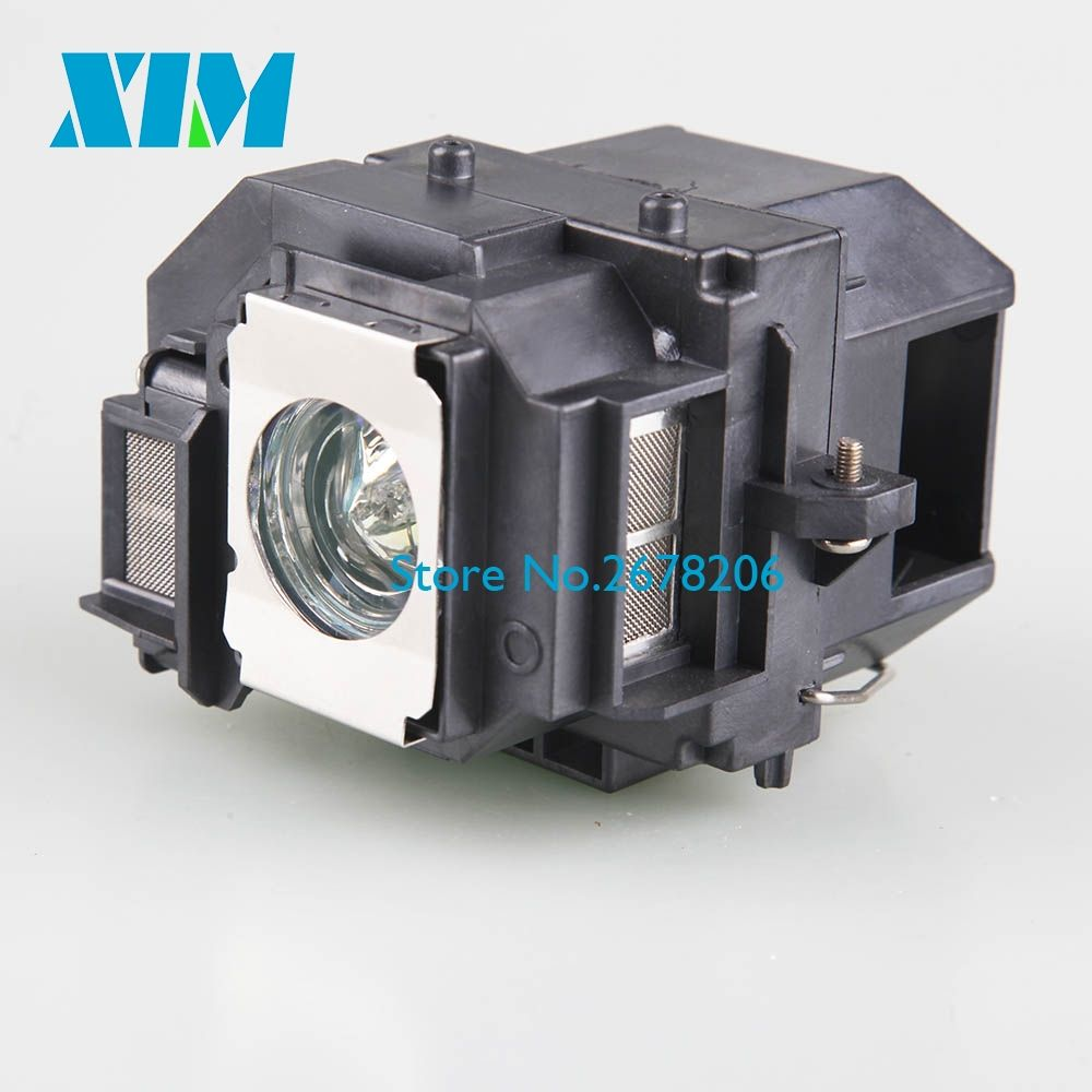 ELPLP54 Replacement. Projector Lamp High Quality 200 Watt UHE Bulb for EPSON 705HD S7 W7 S8+ EX31 EX51 EX71 EB-S7 X7 S72 X72 S8