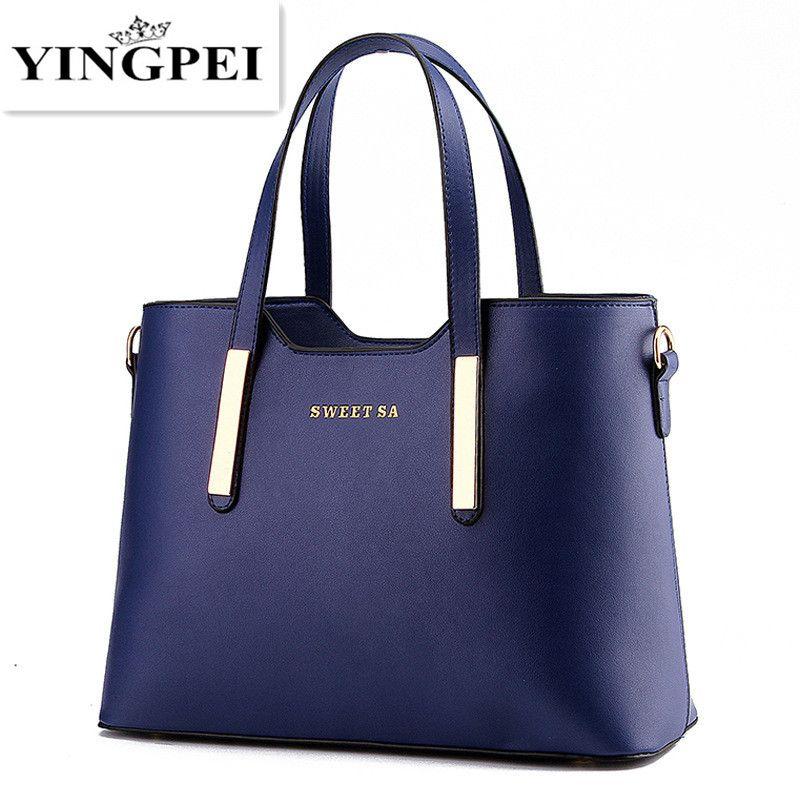Femmes Messenger sacs décontracté fourre-tout féminin Top-poignée luxe sacs à main femmes sacs Designer haute qualité épaule