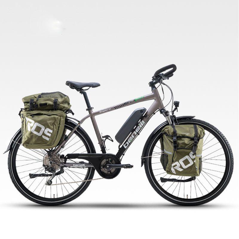 BENELLI 28 inches MTB ebike uxury travel smart electric bicycle lithium battery motor driven EBIKE super long life road bikes