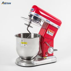 7L 10L Stainless Steel Electric Food Planetary Stand Mixer blender with Cover Dough Hook Egg Whisk for Cream Cake and Kitchen